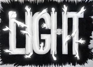 LIght Night Leeds image 2 Clare Fisher